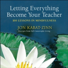 Letting Everything Become Your Teacher, EPUB eBook