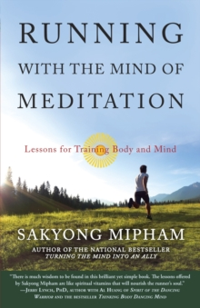 Running With The Mind Of Meditation, Paperback / softback Book