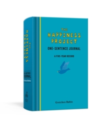 The Happiness Project One-Sentence Journal, General merchandise Book