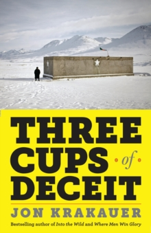 Three Cups Of Deceit, Paperback / softback Book