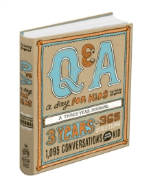 Q & A A Day For Kids, Paperback Book