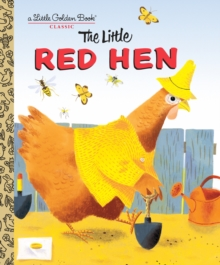 LGB The Little Red Hen, Hardback Book