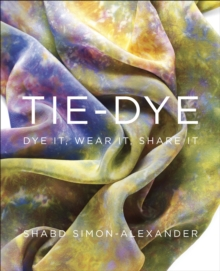 Tie-Dye To Die For, Paperback Book