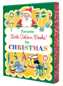 Favorite Little Golden Books for Christmas, Hardback Book