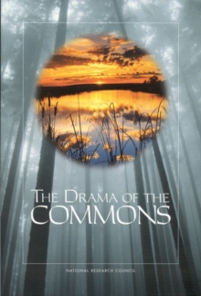 The Drama of the Commons, Paperback / softback Book