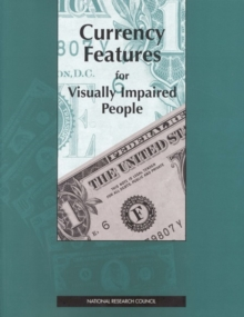 Currency Features for Visually Impaired People, EPUB eBook