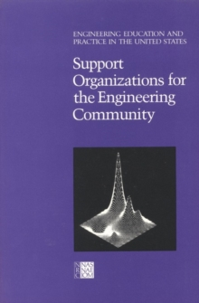 Support Organizations for the Engineering Community, PDF eBook
