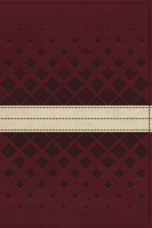 NKJV, Unapologetic Study Bible, Leathersoft, Red/Tan, Indexed, Red Letter Edition : Confidence for Such a Time As This, Leather / fine binding Book