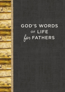 God's Words of Life for Fathers, Paperback / softback Book