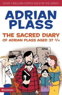The Sacred Diary of Adrian Plass, Aged 37 3/4, Paperback Book