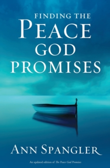 Finding the Peace God Promises, Paperback / softback Book