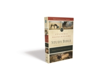 NIV, Cultural Backgrounds Study Bible, Hardcover, Red Letter Edition : Bringing to Life the Ancient World of Scripture, Hardback Book