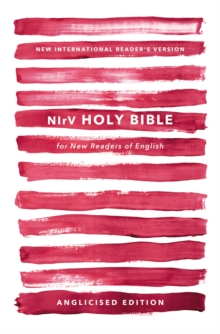 NIrV, Holy Bible for New Readers of English, Anglicised Edition, Paperback, Pink, Paperback / softback Book