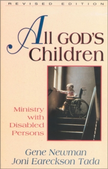 All God's Children : Ministry with Disabled Persons, Paperback Book