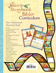 The Jesus Storybook Bible Curriculum Kit Handouts, New Testament, Paperback / softback Book