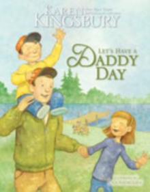 Let's Have a Daddy Day, Hardback Book