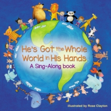 He's Got the Whole World in His Hands, Board book Book