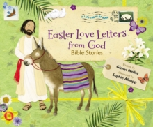 Easter Love Letters from God : Bible Stories, Hardback Book
