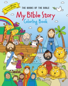 My Bible Story Coloring Book : The Books of the Bible, Paperback / softback Book
