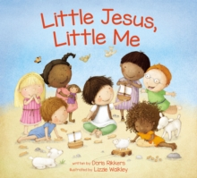 Little Jesus, Little Me, Board book Book