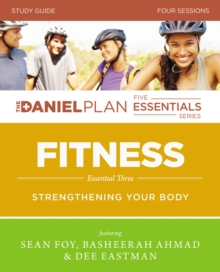 Fitness Study Guide with DVD : Strengthening Your Body, Paperback / softback Book