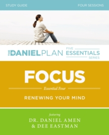 Focus Study Guide with DVD : Renewing Your Mind, Paperback / softback Book