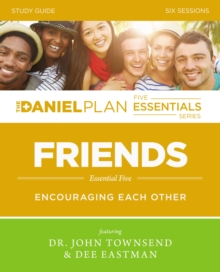 Friends Study Guide with DVD : Encouraging Each Other, Paperback / softback Book