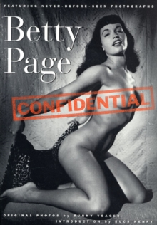 Betty Page Confidential, Paperback Book