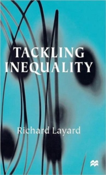 Tackling Inequality, Hardback Book