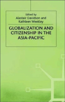 Globalization and Citizenship in the Asia-Pacific, Hardback Book