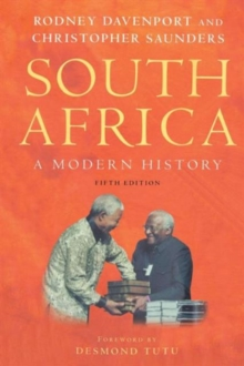 South Africa : A Modern History, Paperback / softback Book