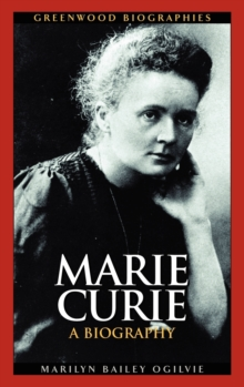 Marie Curie : A Biography, Hardback Book