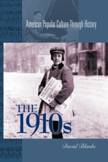The 1910s, Paperback / softback Book