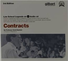 Law School Legends Audio on Contracts, CD-ROM Book