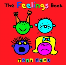 The Feelings Book, Paperback Book