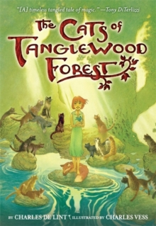 The Cats of Tanglewood Forest, Paperback / softback Book