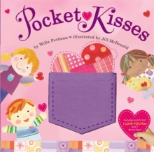 Pocket Kisses, Hardback Book