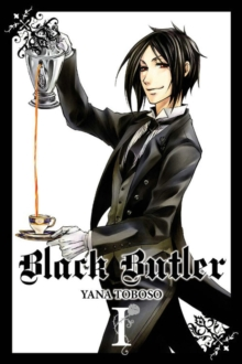 Black Butler, Vol. 1, Paperback Book