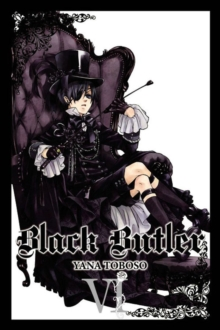 Black Butler, Vol. 6, Paperback Book
