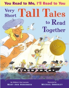 You Read To Me, I'll Read To You: Very Short Tall Tales to Read Together, Hardback Book