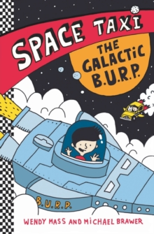 Space Taxi: The Galactic B.U.R.P, Paperback / softback Book