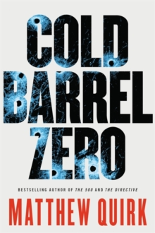 Cold Barrel Zero, Paperback / softback Book