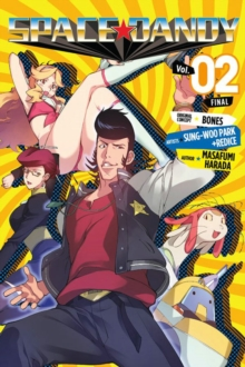 Space Dandy, Vol. 2, Paperback / softback Book