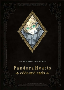 PandoraHearts odds and ends, Hardback Book