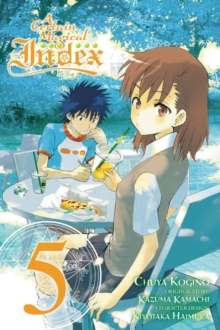 A Certain Magical Index, Vol. 5 (manga), Paperback / softback Book