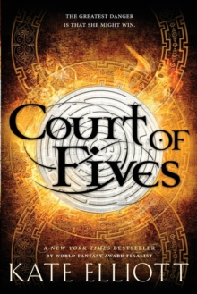 Court of Fives, Paperback Book
