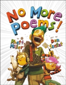 No More Poems!, Hardback Book