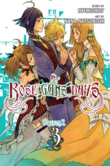 Rose Guns Days Season 2, Vol. 3, Paperback Book