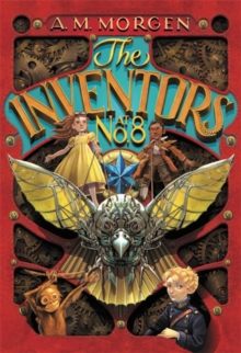 The Inventors at No. 8, Paperback / softback Book