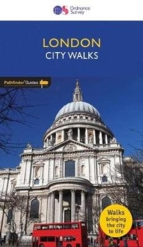 City Walks LONDON : fascinating local walks bringing the city to life, Paperback Book